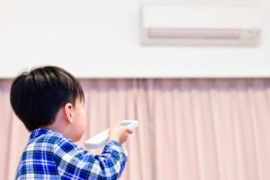 Chuyên gia tư vấn cách chọn mua điều hòa đối với những gia đình có trẻ nhỏ