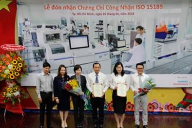 Bệnh viện Nhân Dân Gia Định TP. Hồ Chí Minh đạt chuẩn ISO 15189