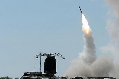 Vũ khí 'bão lửa' - khắc tinh của tên lửa hành trình lộ diện tại chiến trường Syria