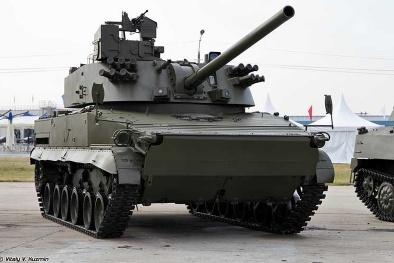 Vũ khí có sức hủy diệt và độ sát thương khủng khiếp nhất của Nga