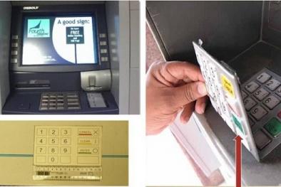 Thẻ ATM bị đánh cắp thông tin và mất sạch tiền trong tài khoản như thế nào?