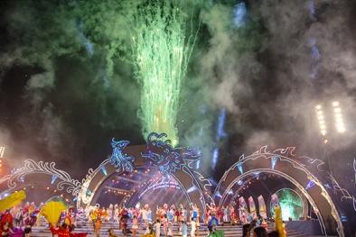 Quảng Ninh: Ấn tượng sắc màu lễ hội Carnaval Hạ Long 2018