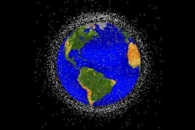 Tiết lộ bất ngờ về đống rác khổng lồ bao quanh Trái đất