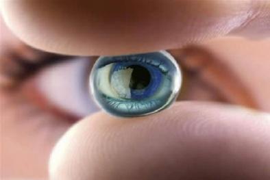 Phát triển kính áp tròng giá rẻ dành riêng cho người mù màu