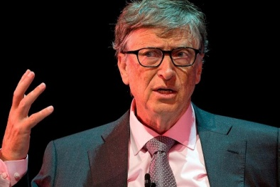 Bill Gates tặng đến 12 triệu USD cho nghiên cứu vắc-xin chống mọi loại cúm