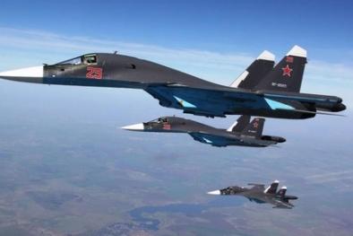 Lý do Nga điều vũ khí 'thú mỏ vịt' nhiều nhất tới Syria