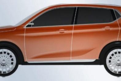 Phát sốt ô tô Trung Quốc 'nhái' 'y hệt' xe sang Jaguar sắp trình làng