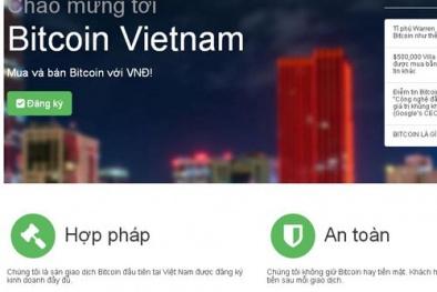 Bitcoin Việt Nam bị xử phạt 40 triệu, tịch thu tên miền