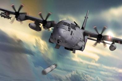 Máy bay vận tải C-130 - 'ngựa thồ' đa năng của Mỹ vừa rơi mạnh cỡ nào?