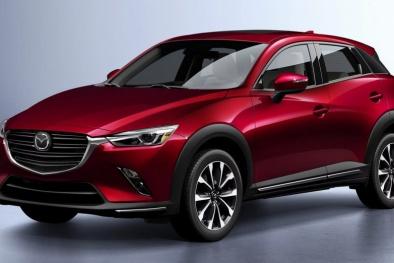 Mazda CX-3 2019 đẹp 'ngây ngất' giá chỉ hơn 400 triệu đồng có gì hay?