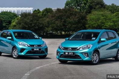 70.000 người Malaysia tranh nhau đặt chiếc ô tô giá chỉ 234 triệu đồng 'đẹp long lanh' này