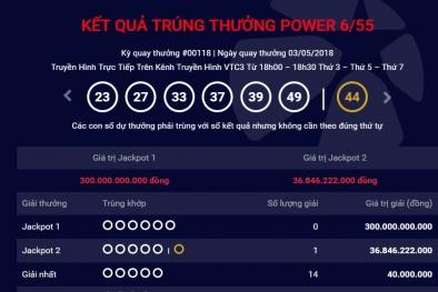 Xổ số Vietlott: Tìm ra địa điểm lần đầu tiên có tỷ phú trúng giải hơn 36 tỷ đồng