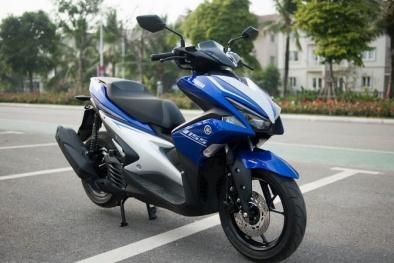 Chi tiết bảng giá xe máy Yamaha tháng 5/2018 tại Việt Nam