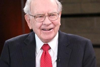 Tỷ phú Warren Buffett: Mua cổ phiếu tốt hơn nhiều so với vàng