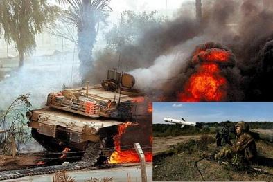 Tên lửa 'bất khả chiến bại' giúp Israel thắng trong mọi cuộc đối đầu