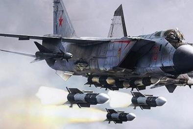 Vũ khí Nga diệt mục tiêu chính xác ở 2000 km khiến đối phương 'bất lực'