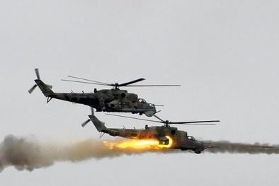 Lý do Nga điều cấp tốc vũ khí 'xe tăng bay' tới Syria