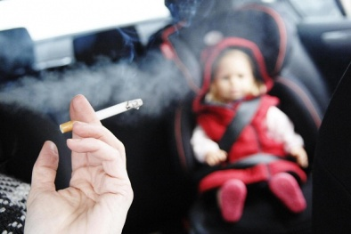 10% phụ nữ Việt Nam tử vong là do hít phải khói thuốc lá thụ động