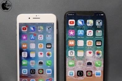 iPhone X Plus lộ diện khiến nhiều người mê mệt