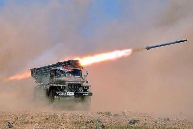 Syria tung vũ khí bí mật đáng sợ nhất khiến đối thủ bất an