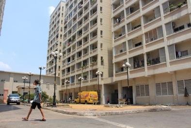 TP Hồ Chí Minh: Sống ám ảnh trong nhà chung cư cao cấp