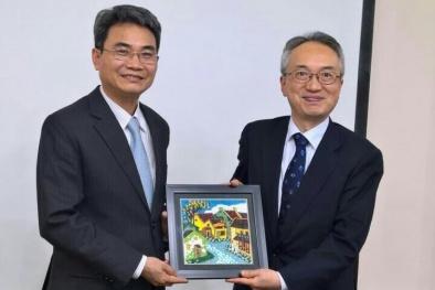 Việt Nam - Nhật Bản triển khai các hoạt động hợp tác về sở hữu trí tuệ