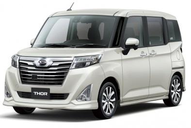 Toyota trình làng chiếc ô tô mới kiểu dáng thể thao giá rẻ khoảng 299 triệu đồng