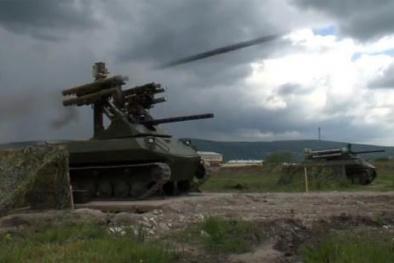 Hé lộ vũ khí bí mật sẽ được Nga tiếp tục chuyển tới Syria thử lửa