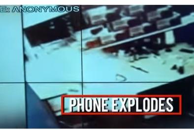 iPhone phát nổ trong cửa hàng sửa chữa và lời khuyên để tránh hậu quả đáng tiếc