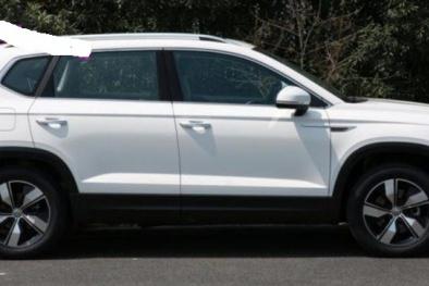 2 chiếc SUV 'made in China' mới đẹp 'long lanh' sắp trình làng