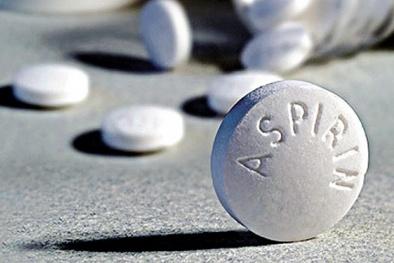 Phát hiện kinh ngạc: Sử dụng thuốc giảm đau Aspirin có thể bị ung thư da