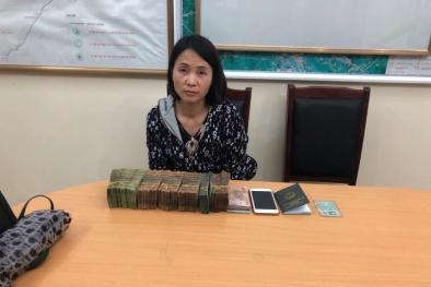 Quảng Ninh: Khởi tố đối tượng vận chuyển tiền tệ trái phép qua biên giới