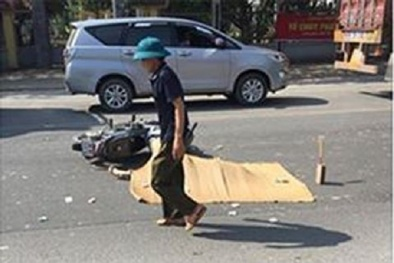 Tai nạn giao thông ngày 18/5: Thương tâm nữ sinh Hà Nội bị container cán tử vong