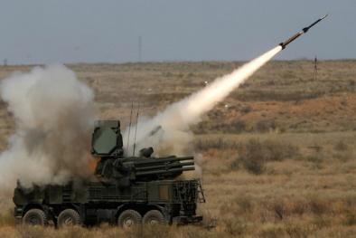 Tên lửa 'quét sạch vũ khí' của Nga tại Syria sẽ tiếp tục được 'lên đời'
