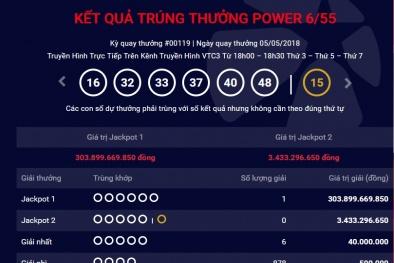 Xổ số Vietlott: Cuối cùng tấm vé trúng 304 tỷ đồng đã xuất hiện, lộ diện tỷ phú Hà Nội