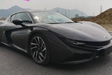 Siêu xe điện đầu tiên của Trung Quốc giá khoảng 2,6 tỷ vừa trình làng có gì đặc biệt?