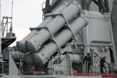 Vũ khí 'sát thần' của Nga tiếp tục tới tham chiến tại Syria khiến phiến quân 'bấn loạn'