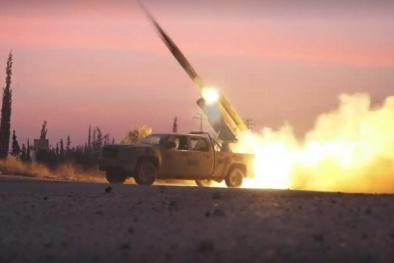Lý do Syria quyết tung vũ khí 'quái vật' khiến mọi đối thủ phải dè chừng