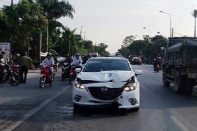 Tai nạn giao thông ngày 21/5: Va chạm với ô tô, người phụ nữ tử vong tại chỗ
