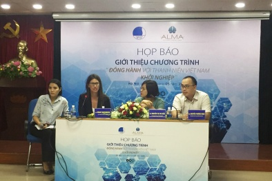 Đồng hành cùng thanh niên Việt Nam khởi nghiệp