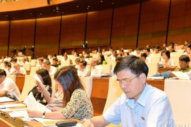 Trình Quốc hội xử lý hai vấn đề phát sinh trong điều hành ngân sách