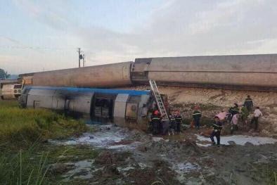 Vụ lật tàu thảm khốc ở Thanh Hóa: Tiết lộ danh tính các nạn nhân