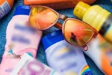 Vitamin retinyl palmitate với tác động của mặt trời làm tăng nguy cơ ung thư da