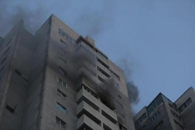 Chung cư Bắc Hà Fodacon từng bị liệt vào danh sách không đảm bảo an toàn phòng cháy