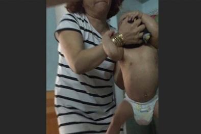 Vụ bạo hành trẻ em ở Đà Nẵng: Bảo mẫu bị khởi tố, cấm đi khỏi nơi cư trú