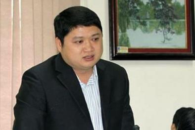 Phát lệnh truy nã Vũ Đình Duy - nguyên Tổng Giám đốc PVTex