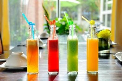 Vì sao nước ép trái cây đóng chai có thể gây hàng loạt bệnh nguy hiểm?