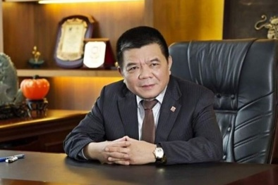 Con đường quan lộ của nguyên Chủ tịch BIDV Trần Bắc Hà