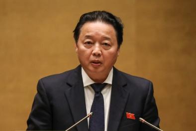 Bộ trưởng Trần Hồng Hà: 95% nước thải chưa được xử lý xả thẳng ra môi trường
