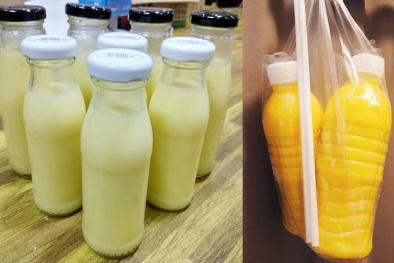 Sữa ngô và cơ sở sản xuất sữa ngô phải đạt 'chuẩn' nào?
